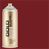 Montana GOLD Spray Royal Red - 400ml **ND**