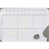 "Palette Richeson Plastic Rectangle 17 Well 9.5""x13.75"""
