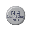 Copic Ink and Refill N4 Neutral Grey 4 *ND*