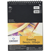 Canson 1557 Drawing Pure White Coil 9x12 80lb