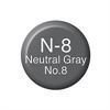 Copic Ink and Refill N8 Neutral Grey 8 *ND*