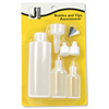 Jacquard Bottles and Tips Assortment (3 plastic) **ND**