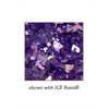 Additional images for Ranger Ice Resin German Glass Glitter Amethyst **ND**