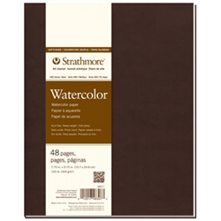 """Strathmore 400 Watercolor Softcover 8""""x5.5"""""""