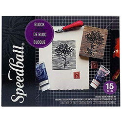 Speedball Deluxe Block Printing Kit (3472)