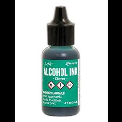 Ranger Tim Holtz Alcohol Ink 14ml Clover **ND**