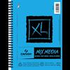 Canson XL Mix Media Coil 5.5x8.5 98lb