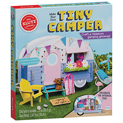 Klutz Make you Own Tiny Camper **ND**