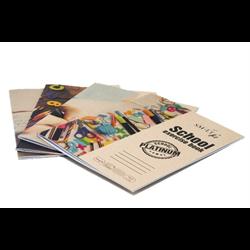 SM.LT Platinum School Exercise Book 20.5cm x 16.5cm 100gsm 12shts **ND**