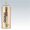 Montana GOLD Spray Silver Chrome - 400ml **ND**