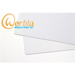 Worbla Pearly 37cm x 50cm Small Sheet **ND**