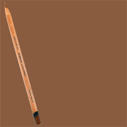 Derwent Lightfast Pencil Brown Ochre