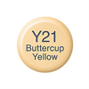 Copic Ink and Refill Y21 Buttercup Yellow *ND*