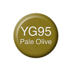 Copic Ink and Refill YG95 Pale Olive *ND*