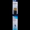 Brush Set 9130 Real Value Series - White Taklon Set of 4 brushes - LH