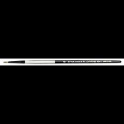 Brush Black Silver SH Short Liner 0