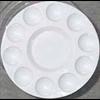 Palette Richeson Plastic Heavy Duty Round 10 Well