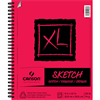 Canson XL Sketch Pad Coil 11x14 50lb