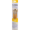 Brush Set 9101 Real Value Series - Camel Set of 3 brushes