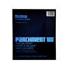 Pad #100 Parchment Tracing Paper 9x12 (50 Sheet)