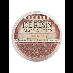 Ranger Ice Resin German Glass Glitter Salmon **ND**