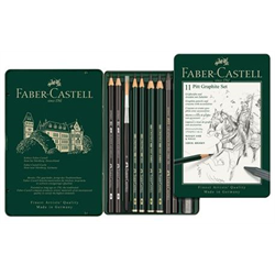 Faber Castell Graphite Set of 11 **SO**