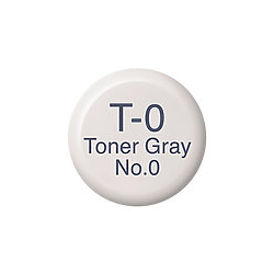 Copic Ink and Refill T0 Toner Grey 0 *ND*