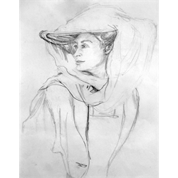 //Done - Portraiture Drawing Class with Wanda Dombek, March 13th & 20th, 2018