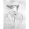 Additional images for //Done - Portraiture Drawing Class with Wanda Dombek, March 13th & 20th, 2018