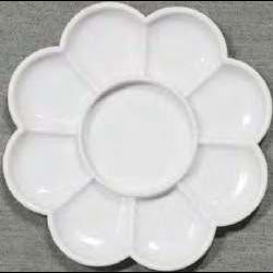Palette Richeson Plastic Flower 9 Well