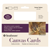 "Strathmore Cards Canvas 5"" x 6.875"" 10pk"