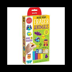 Klutz Make Mini Eraser - Animals Kit **ND**