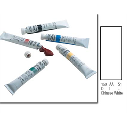 Winsor Newton Cotman Watercolor 8ml Chinese White S1 **T**
