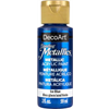 DecoArt Dazzling Metallics Ice Blue 2oz**ND**