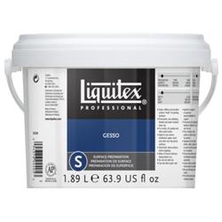 Liquitex Grounds Gesso White 1.89 Litre Jar