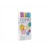 Copic Ciao Set 6pc Pastels tone **ND**