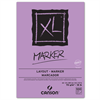 Canson XL Marker Pad 9x12 18lb