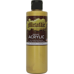 Pro Art Metallic Acrylic Paint