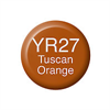 Copic Ink and Refill YR27 Tuscan Orange *ND*