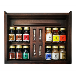 Sennelier Hand Lettering Gift Set 17pc in Wooden Box *Sale Price $79.99