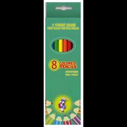 Montrose Colored Pencils Set of 8