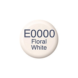 Copic Ink and Refill E0000 Floral White *ND*