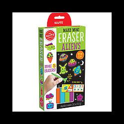 Klutz Make Mini Eraser - Aliens Kit **ND**
