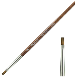 Brush Raphael Precision Imitation Sable Mini Size 2 Flat **SO-ND**