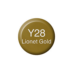 Copic Ink and Refill Y28 Lionet Gold *ND*