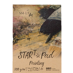 SM.LT Start Pad Painting A4 300gsm 20shts **ND**