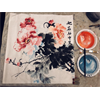 Additional images for //Full - Traditional Chinese Watercolors with Wei Cai, Jun 24, 2018