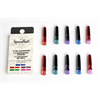 Speedball Calligraphy Fountain Pen Ink cartridges Assorted 10pk