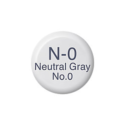 Copic Ink and Refill N0 Neutal Grey 0 *ND*