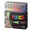 POSCA Acrylic Marker set Fine 3M - Basic 16pc **ND**